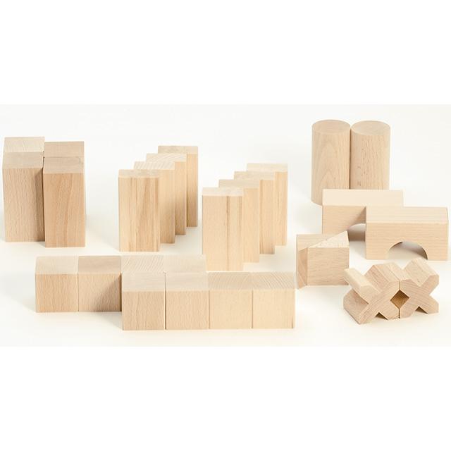 blocks 木箱レンガセット96 レンガ積木 ブラザー ジョルダン社 木